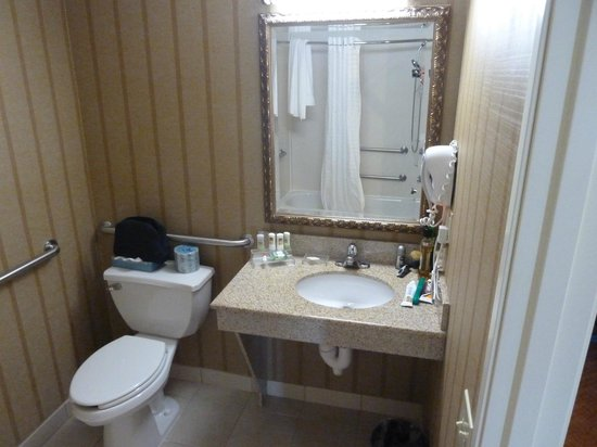 Country Inn & Suites By Carlson, Potomac Mills Woodbridge, VA: 1 Bedroom suite