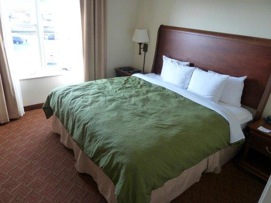 Country Inn & Suites By Carlson, Potomac Mills Woodbridge: ! Bedroom suite