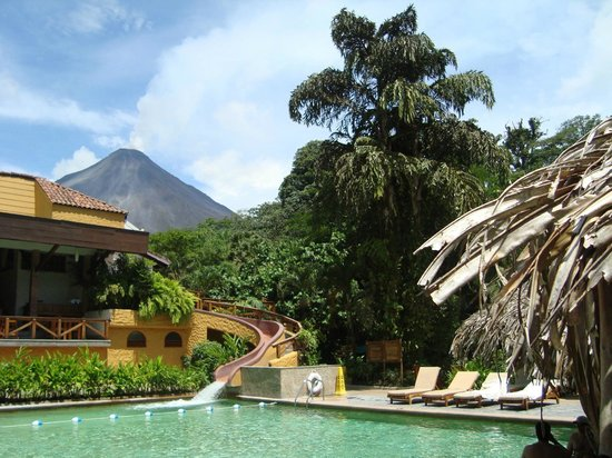 Tabacon Thermal Resort & Spa: Exterior