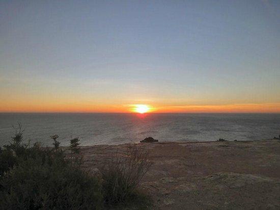 Ses Clotades: Sonnenaufgang bei La Mola
