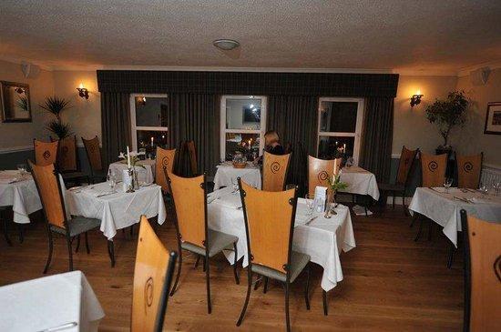 Poppies Hotel & Restaurant: Restaurant