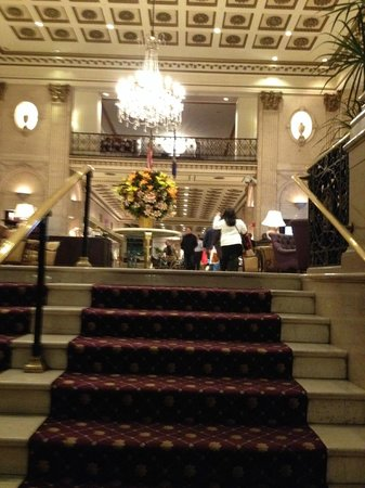 The Roosevelt Hotel: Lobby Entrance