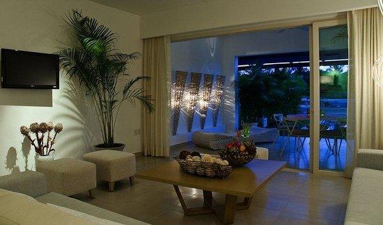 Taheima Wellness Resort & Spa: Bdroom Living Room