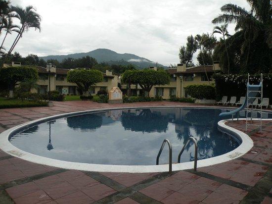 Soleil La Antigua: Una de las 3 piscinas con las que cuenta el hotel