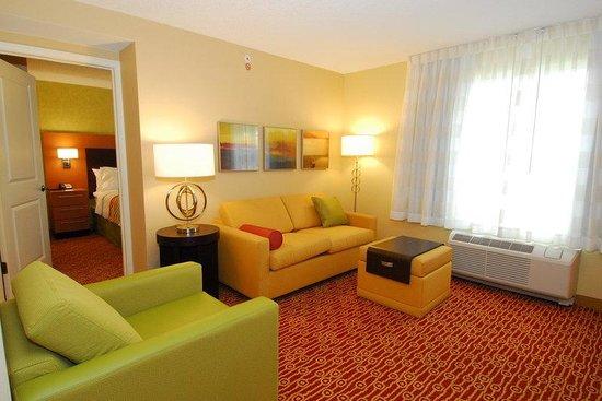TownePlace Suites Arundel Mills BWI Airport: One Bedroom Studio Suite