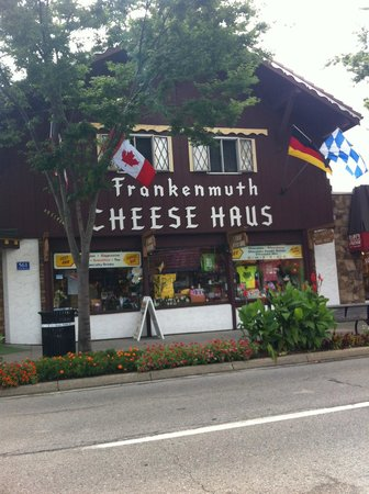 Frankenmuth Cheese Haus