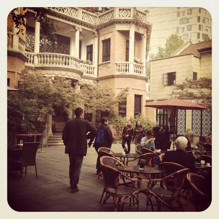 Shanghai Pathways-Private One-day and Walking Tours : Xingtiandi