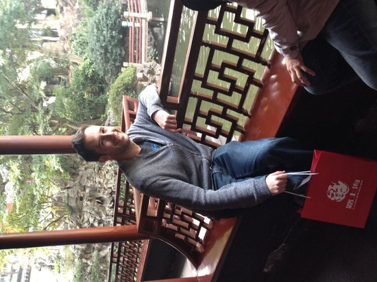 Shanghai Pathways-Private One-day and Walking Tours: Garden at Old shanghai (Lao cheng Xiang)