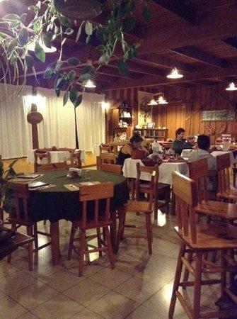 Swiss Hotel Miramontes: comedor