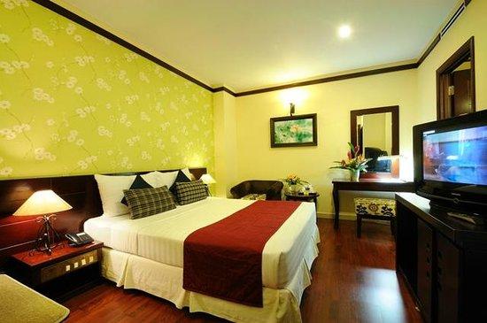 Asian Ruby Luxury Hotel: Superior