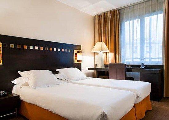 Hotel Saint Maur Créteil : guest room