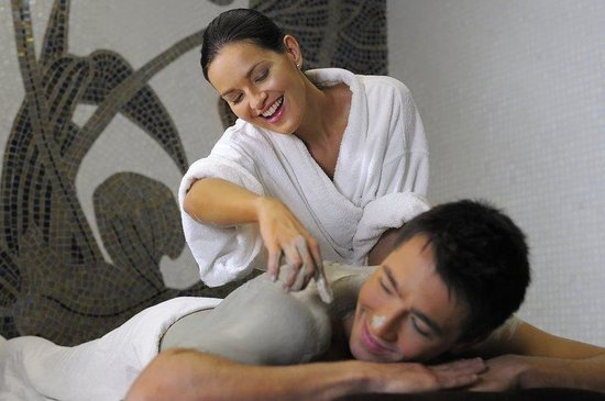 One&Only The Palm Dubai: Private Spa Couple's Sute Moment