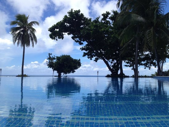 Yasawa Island Resort and Spa: Pool at Yasawa Island Resort