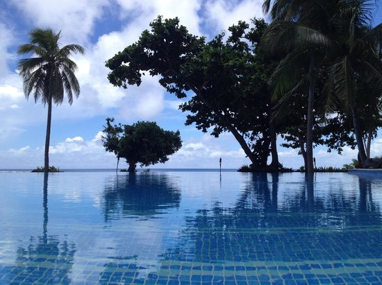 Yasawa Island Resort and Spa: Infinity Pool
