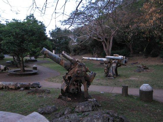 Last Command Post Park: Последний командный пост