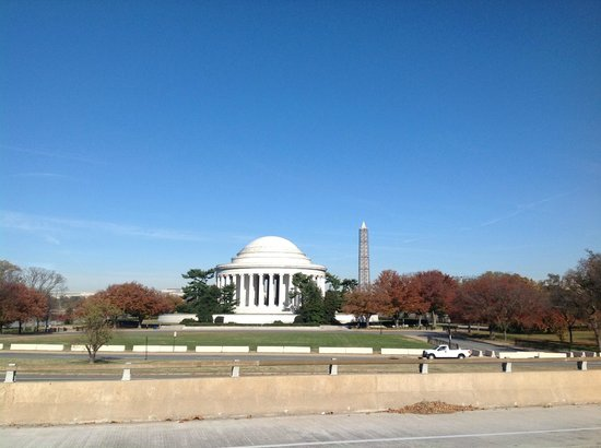 National Mall: Jefferson's Memorial