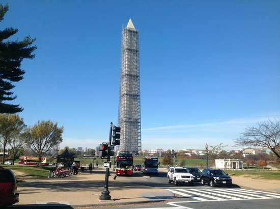 National Mall: Achieves