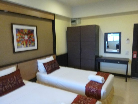 SakulchaiPlace Hotel : Deluxe room