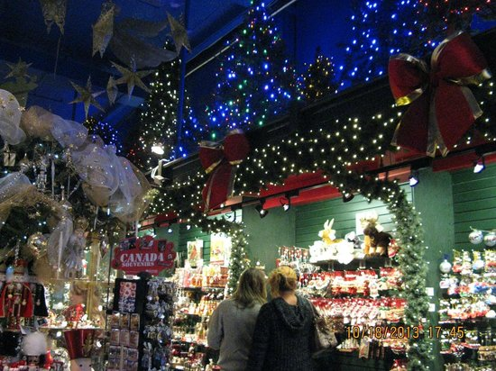 The Christmas Store...my fav!!