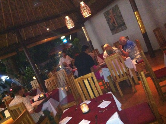 Art Cafe Sanur: Our new dining room on Jl. Danau Tamblingan