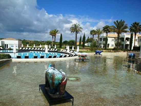 Vale d'Oliveiras Quinta Resort & Spa: piscina