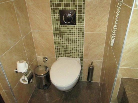 Kolin Hotel: The toilet
