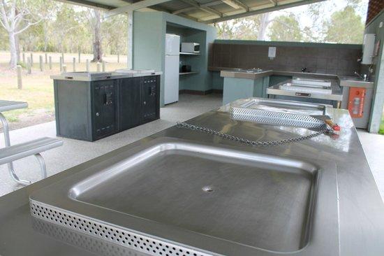Lake Somerset Holiday Park: Clean facilities