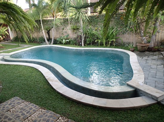 Umadasa Seminyak: The pool