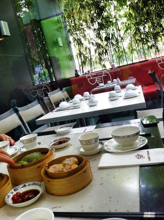 Lucky Chan: Try Yum Cha