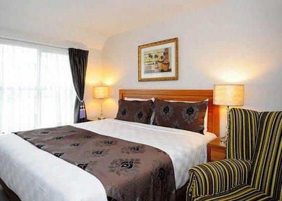 Quality Suites Alexander Inn: guest room