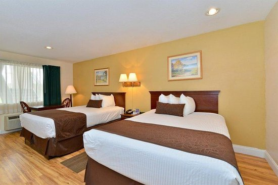 Lexington Inn - Hammond: Guest Room
