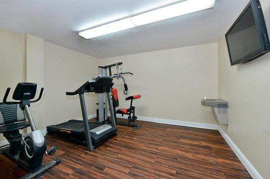 Lexington Inn - Hammond: Fitness Center