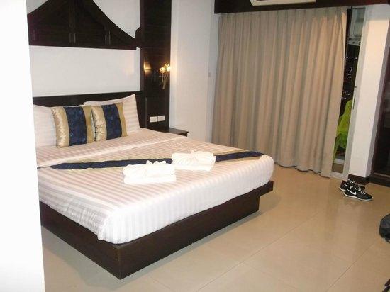 Lemongrass Hotel: Room