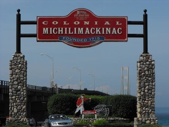 Colonial Michilimackinac : Interesting and fun.