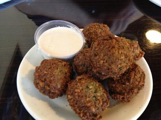 Ameer's Mediterranean Grill: Falafel