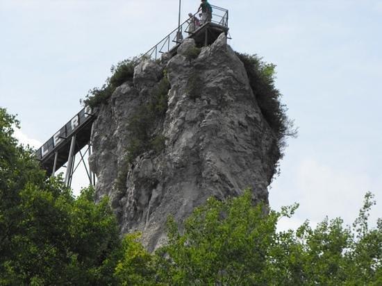 Castle Rock : The Rock Climb If You Dare