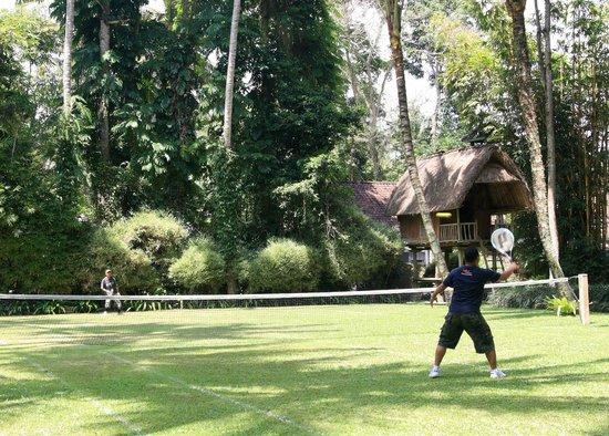 Puri Tupai: take an exercise....a while