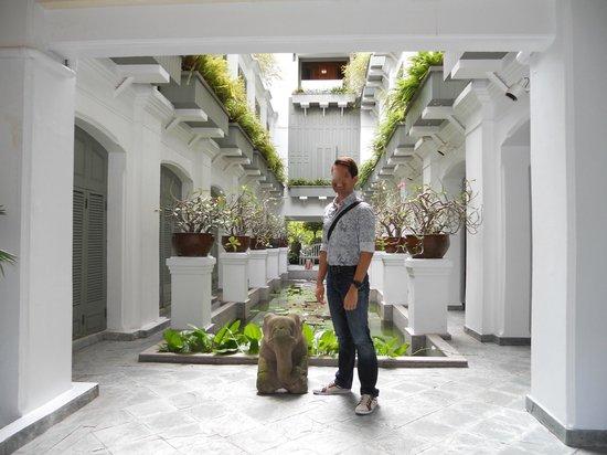 Mandarin Oriental, Bangkok : spa