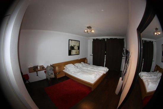 SchönLife Apartments: вид из коридора
