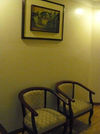 Hotel Reina Isabel: Reina Isabel room