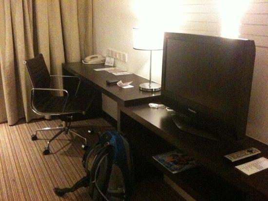 The Klagan Hotel: Atrium Room3