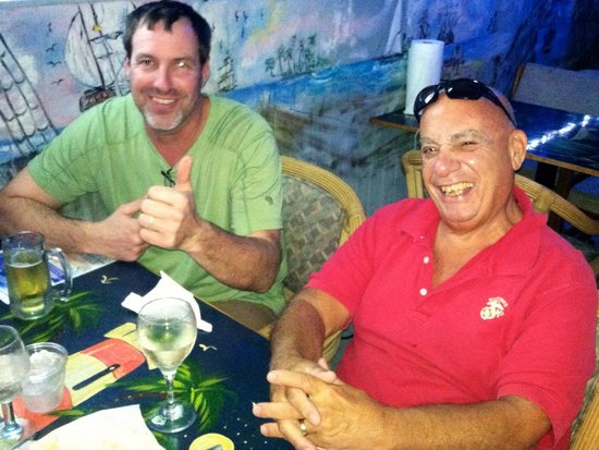 New England Moorings: MY HUBBY AND BROTHER  THANKS FOR THE MEMORIES