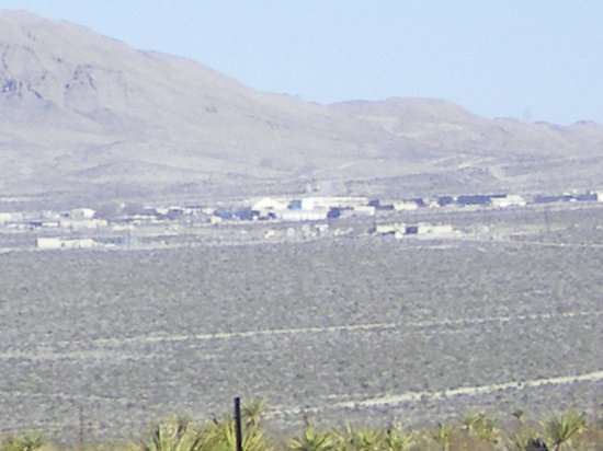 Nevada Test Site History Center