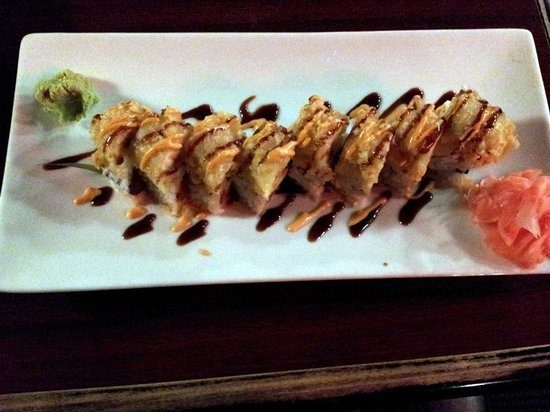 Maguroguy : Crunch Banana Roll
