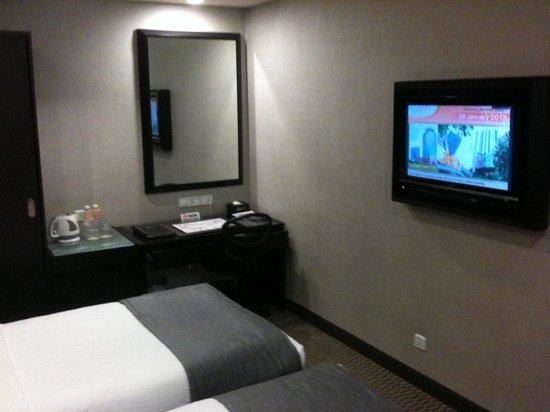 M Hotels: Room1