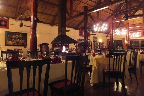 Victoria Sapa Resort and Spa : レストラン