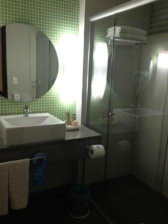 Manhattan Plaza : Banheiro