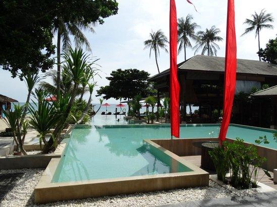 Anantara Rasananda Koh Phangan Villas : Pool/Hotelanlage
