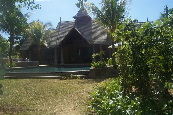 Maradiva Villas Resort and Spa: villa front de mer