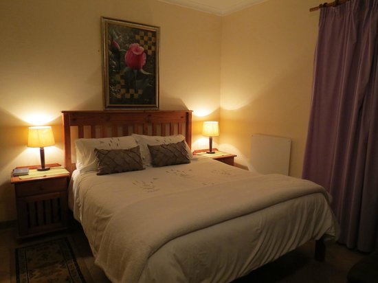 Peace Haven Guest House : Comfy bed